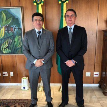 Presidente do PSL em Macaé, deputado federal Felício Laterça teria a missão de guiar o partido na disputa à prefeitura em 2020